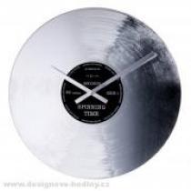 Nextime 8117 SILVER RECORD 43cm