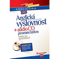 Anglická výslovnost +audio CD