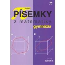 Písemky z matematiky-gymnázia