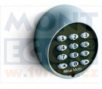 Nice MOTB klávesnice ovládání