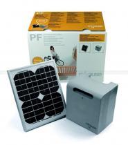 Mhouse Solární napájení otevírače
