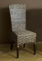 HITRA ANYAM WASH KŮRA lesklý lak židle