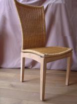 HITRA ROMA ratanová židle vysoká