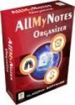 Vladonai Software AllMyNotes Organizer Deluxe Edition