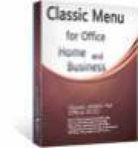 Addintools Classic Menu for Office Home and Business 2010 and 2013