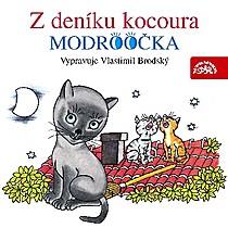 CD-Z deníku kocoura Modroočka