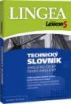 Lingea Lexicon 5 Anglický technický slovník