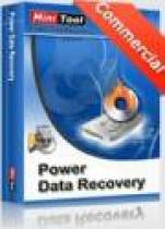 MiniToolŽ Solution Ltd MiniTool Power Data Recovery - Commercial License