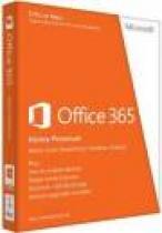 Microsoft Office 365 pro domácnosti 32-bit/x64 CZ - předplatné na 1 rok