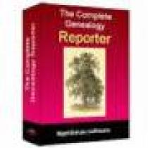 Nigel Bufton Software The Complete Genealogy Reporter