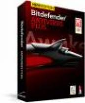 BitDefender Antivirus Plus 3 PC / 1 rok
