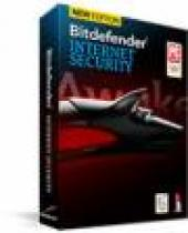 BitDefender Internet Security 3 PC / 1 rok