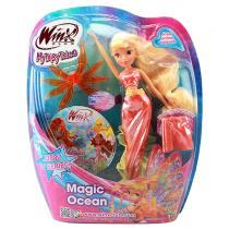 Winx Club Panenka Magic Ocean Stella