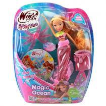 Winx Club Panenka Magic Ocean Flora