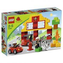 Lego Moje první hasičská stanice