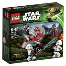 Lego Republic Troopers vs Sith Troopers