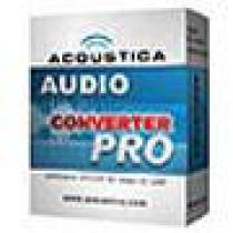 Acoustica Audio Converter Pro