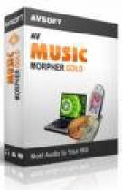 AVSOFT CORP. AV Music Morpher Gold