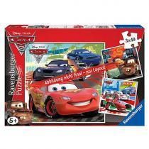 Ravensburger Cars 3x49 dílků