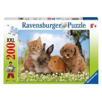Ravensburger XXL Přátelé 200 dílků