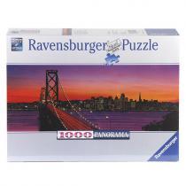 Ravensburger panorama San Francisco 1000 dílků