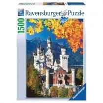 Ravensburger Podzimní Neuschwanstein 1500 dílků