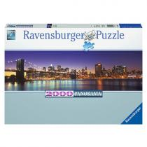 Ravensburger panorama New York 2000 dílků