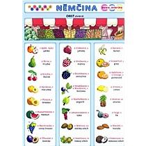 Obrázková němčina-ovoce, zelenina