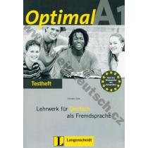 Optimal A1 Testheft+CD