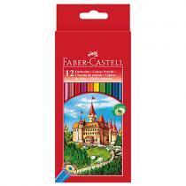 Faber-Castell Pastelky 12ks