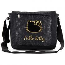 Hello Kitty Taška přes rameno černá