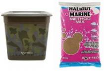 Bait-Tech Camo Bucket Halibut Marine Method Mix 3kg