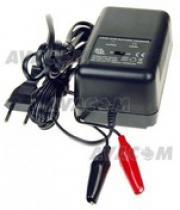 WILSTAR Nabíječka 12V/0,8A pro olověné AGM/GEL akumulátory