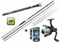 Giants Fishing Fluent Feeder XT Medium 11ft