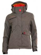 WOOX Fine Ladies' Jacket šedá