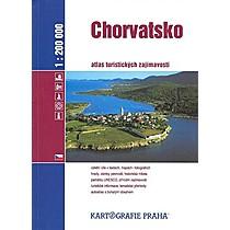 CHORVATSKO-atlas turistických zajímavostí
