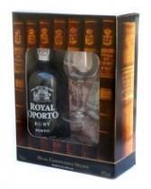 Royal Oporto Ruby - dárkové balení se skleničkami