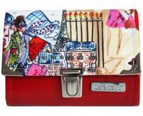 Dara bags Third Line Purse No. 269 I Love Paris