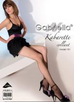 GABRIELLA 151 Punčochové kalhoty
