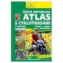ČR atlas s cyklotrasami