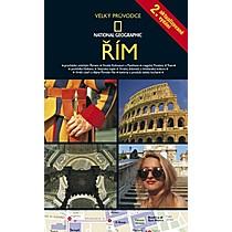 Řím - Velký průvodce National Geographic