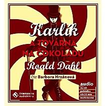 CD Karlík a továrna na čokoládu