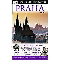 Praha - Společník cestovatele