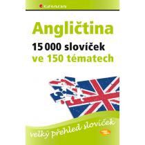 Angličtina – 15 000 slovíček ve 150 tématech