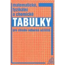 Matematické, fyzikální a chemické tabulky pro SOU