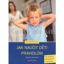 Jak naučit děti pravidlům
