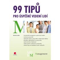 99 tipů pro úspěšné vedení lidí