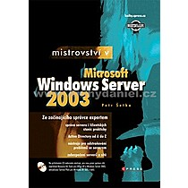 Mistrovství v MS windows server 2003