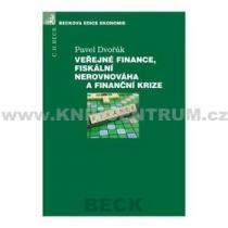 Veřejné finance, fiskální nerovnováha a finanční krize