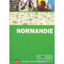 Normandie - Průvodce s mapou
